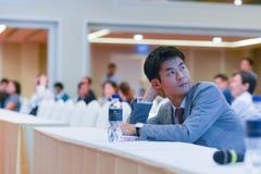 Ετήσια συνάντηση της ταϊλανδικής κοινωνίας για τη βιοτεχνολογία Στοκ Φωτογραφίες