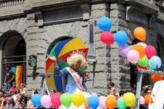 ετήσια υπερηφάνεια Τορόντ Στοκ φωτογραφίες με δικαίωμα ελεύθερης χρήσης