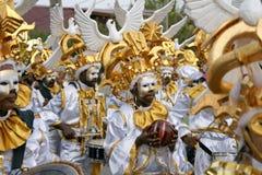 ετήσιο καρναβάλι γαλλική Γουιάνα στοκ φωτογραφία με δικαίωμα ελεύθερης χρήσης