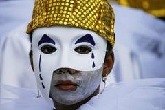 ετήσιο καρναβάλι γαλλι&kap στοκ εικόνες