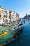 Ετήσιο καρναβάλι που εκτελείται στη Βενετία, Ιταλία Στοκ φωτογραφίες με δικαίωμα ελεύθερης χρήσης