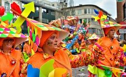 Ετήσιο halle καρναβάλι Στοκ φωτογραφίες με δικαίωμα ελεύθερης χρήσης
