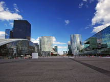 Εταιρικά κτήρια Στοκ Φωτογραφίες