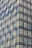 Εταιρικά παράθυρα Στοκ Φωτογραφία