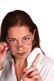 εταιρική γυναίκα Στοκ εικόνες με δικαίωμα ελεύθερης χρήσης