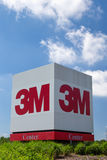 εταιρική οικοδόμηση έδρας της 3M Στοκ εικόνες με δικαίωμα ελεύθερης χρήσης