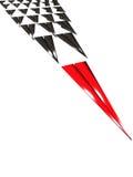 εταιρική πτήση διανυσματική απεικόνιση