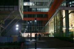 Εταιρική σύνθετη είσοδος Στοκ φωτογραφία με δικαίωμα ελεύθερης χρήσης