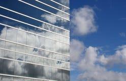 Εταιρικός ουρανός Στοκ εικόνες με δικαίωμα ελεύθερης χρήσης