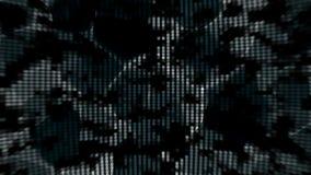 Εταιρικός τοίχος Αφηρημένο υπόβαθρο πλεγμάτων για τα διαφορετικά γεγονότα και τα προγράμματα Άνευ ραφής βρόχος διανυσματική απεικόνιση