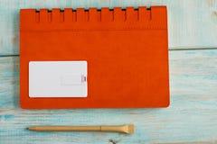 Εταιρικό άσπρο και ζωηρόχρωμο πορτοκάλι προτύπων ταυτότητας, κόκκινο, ο Μαύρος, κίτρινος, ρόδινος, μπλε, μπεζ Στοκ Εικόνες