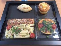 Εταιρικό μεσημεριανό γεύμα Στοκ φωτογραφία με δικαίωμα ελεύθερης χρήσης
