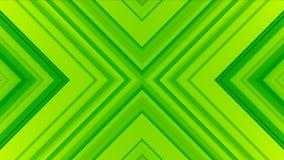 Εταιρικό υπόβαθρο Πράσινων Γραμμών Στοκ Εικόνες