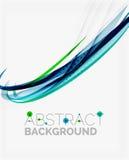 Εταιρικό φρέσκο σχέδιο επιχειρησιακών κυμάτων διανυσματική απεικόνιση