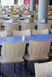 εταιρικό lunchroom Στοκ εικόνες με δικαίωμα ελεύθερης χρήσης