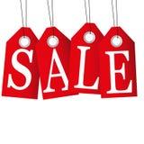 Ετικέτα ετικεττών πώλησης Στοκ Εικόνες