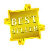Ετικέτα καλύτερων πωλητών Στοκ Εικόνες