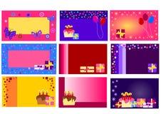 ετικέτες δώρων Στοκ φωτογραφίες με δικαίωμα ελεύθερης χρήσης