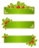 ετικέτες Χριστουγέννων ελεύθερη απεικόνιση δικαιώματος