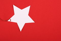 ετικέττα αστεριών μορφής &delta στοκ φωτογραφίες