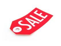 ετικέττα πώλησης Στοκ φωτογραφία με δικαίωμα ελεύθερης χρήσης