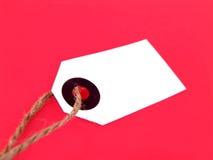 ετικέττα συμβολοσειρά&sig Στοκ φωτογραφία με δικαίωμα ελεύθερης χρήσης