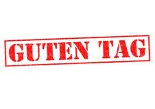 Ετικέττα Guten Στοκ εικόνα με δικαίωμα ελεύθερης χρήσης