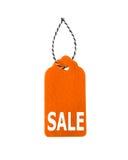 ετικέττες πώλησης μόδας εξαρτημάτων Ετικέτα δώρων, που απομονώνεται στο άσπρο υπόβαθρο Στοκ φωτογραφία με δικαίωμα ελεύθερης χρήσης