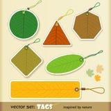 Ετικέττες του Four Seasons ασφαλίστρου Απεικόνιση αποθεμάτων