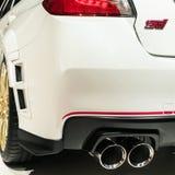 ΕΤΠ S209 2019 Subaru WRX στοκ εικόνες με δικαίωμα ελεύθερης χρήσης