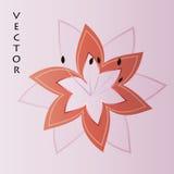 Ευγενές λουλούδι Στοκ φωτογραφία με δικαίωμα ελεύθερης χρήσης