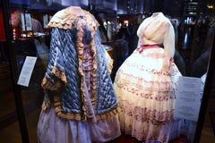 Ευγενείς κυρίες κοστουμιών Στοκ φωτογραφία με δικαίωμα ελεύθερης χρήσης