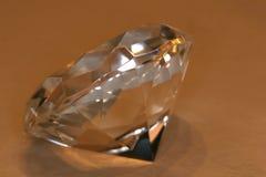 ευδιάκριτο διαμάντι Στοκ Φωτογραφίες
