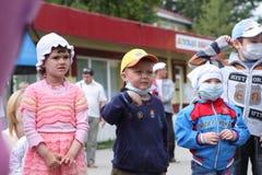 ευημερία παιδιών στοκ εικόνα με δικαίωμα ελεύθερης χρήσης