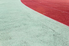Ευθεία τρέχοντας διαδρομή Στοκ φωτογραφία με δικαίωμα ελεύθερης χρήσης