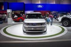 Ευκίνητο μέτωπο της Ford Στοκ εικόνα με δικαίωμα ελεύθερης χρήσης