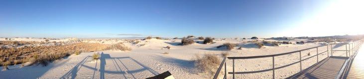 λευκό άμμων Στοκ φωτογραφίες με δικαίωμα ελεύθερης χρήσης