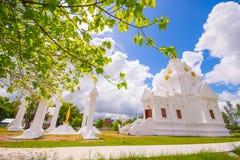 λευκό εκκλησιών Στοκ Εικόνα