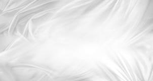 λευκό μεταξιού Στοκ Εικόνες