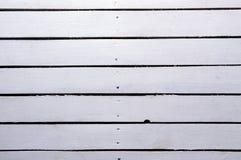λευκό σανίδων Στοκ εικόνα με δικαίωμα ελεύθερης χρήσης