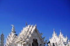 λευκό της Ταϊλάνδης ναών Στοκ φωτογραφίες με δικαίωμα ελεύθερης χρήσης