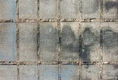 λευκό τοίχων προτύπων τούβλου Στοκ Φωτογραφίες