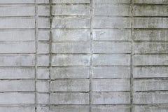λευκό τοίχων σύστασης τούβλου Στοκ Φωτογραφία