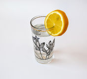 λευκό ύδατος γυαλιού α&n Στοκ φωτογραφίες με δικαίωμα ελεύθερης χρήσης