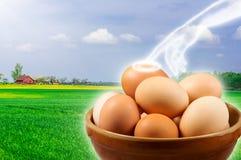 Ευλογία των αυγών Πάσχας Στοκ φωτογραφία με δικαίωμα ελεύθερης χρήσης
