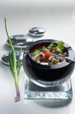 ευπαρουσίαστο stew Στοκ φωτογραφία με δικαίωμα ελεύθερης χρήσης