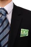 ευρο- κοστούμι στοκ εικόνα με δικαίωμα ελεύθερης χρήσης