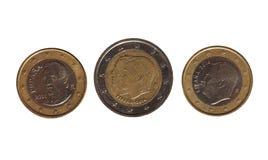 Ευρο- νομίσματα, Ευρωπαϊκή Ένωση Στοκ Εικόνες