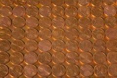 Ευρο- νομίσματα Στοκ Εικόνα