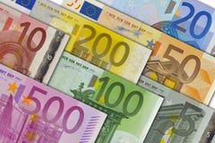 Ευρο- νόμισμα Στοκ φωτογραφία με δικαίωμα ελεύθερης χρήσης